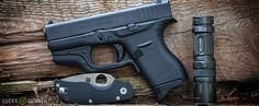 Glock 42 Review - A Deep Look at the .380 ACP Pistol Find our speedloader now!  http://www.amazon.com/shops/raeind