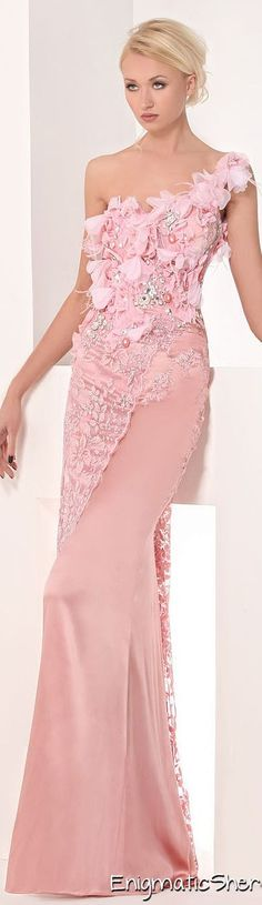 Tony Chaaya Couture Spring-summer 2013