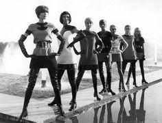 Pierre Cardin fashions