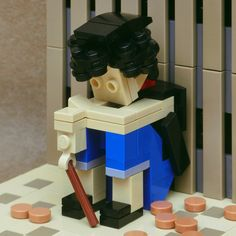 "https://flic.kr/p/zmyZV1 | LEGO: Dexys Midnight Runners ""Too-Rye-Ay"""