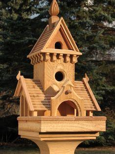 Cedar Victorian by tracie