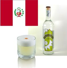 Can't wait to try a Pisco Sour!