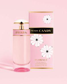 Prada Candy Floreale #Pink