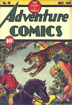 Adventure Comics #38