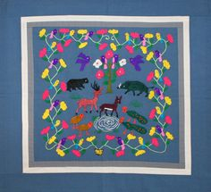 Hmong Embroidery | Embroidery: Animals