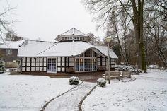 Lür Kropp Hof im Schnee