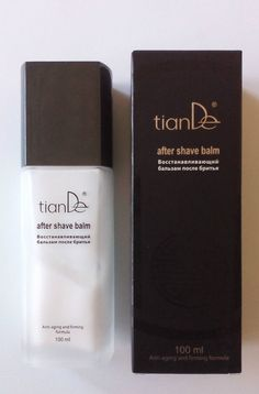 Alter Shave Balm, 100ml by TianDe