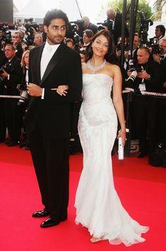 Aishwarya Rai Evening Dress - Aishwarya Rai Looks - StyleBistro