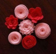 flores-feltro