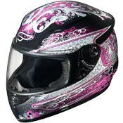 Junior Helmet - Pink  Fulmer Helmets, Inc - Helmets - Junior Sizes   www.allsporthelmets.com  - sport helmets for men women and children