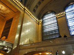 Beautiful Grand Central.