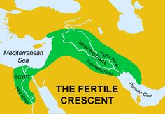 The Fertile Crescent: A brief video on the history of Mesopotamia