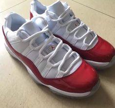 Air Jordan 11 Retro Low 'Cherry'                                                                                                                                                                                 More