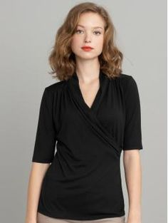 Possible concert black top? Looks terrible on the model, but would totally work for me. $45
