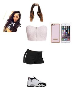 """""""changed my outfit-Heather"""" by yasminelove-1 ❤ liked on Polyvore featuring NLY Trend, Ted Baker and Retrò"""