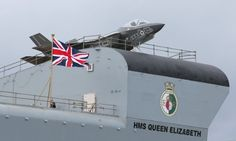 HMS QUEEN ELIZABERTH .AIRCRAFT CARRIER>.BRITAINS BIGGEST WARSHIP IN HISTORY..