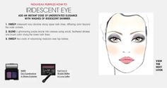 Fall Trend: Nouveau Purples Iridescent Eye #Sephora #HowTo #ColorVision