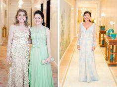 Vestidos das mães dos noivos por Heloísa Albuquerque - Dress code mães dos noivos - Fotos Rodrigo Sack
