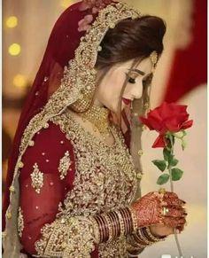 Bridal Mehndi Dresses, Indian Wedding Gowns, Pakistani Wedding Outfits, Bridal Dress Design, Pakistani Bridal Dresses, Pakistani Wedding Dresses, Wedding Dresses For Girls, Bridal Outfits, Bride Dresses