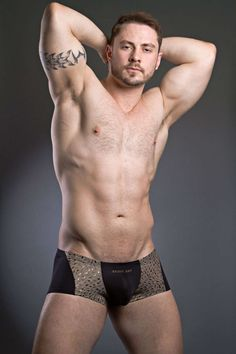 The shimmering subtlety of these designer male minis creates an understated luxury, the smooth black panels contrasting with glittering gold to really makes your crown jewels sparkle. BODY ART PYRSOS MICRO PANT £21.00 Now £16.80 https://www.deadgoodundies.com/body-art-pyrsos-micro-pant