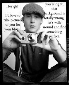 Hey girl ~ Ryan gosling