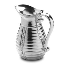 Flutes & Pearls Pitcher - Flutes & Pearls - Collections