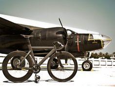 Cycling ? flying !