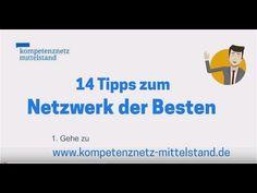 14 Tipps zum Kompetenznetz-Mittelstand - Kompetenznetz Mittelstand