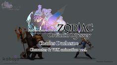 Charles Duchesne Zodiac ep.1 showreel. on Vimeo