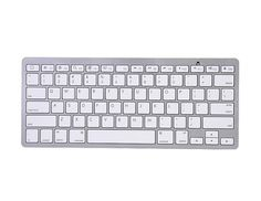 Wireless Bluetooth Keyboard for iPad, iPhone 4, iPhone 3GS (White)