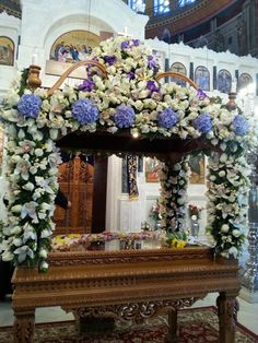 Αγιος Κωνσταντινος Γλυφαδα 2015 Orthodox Christianity, Flower Decorations, Holi, Floral Arrangements, Saints, Religion, Easter, In This Moment, Quotes