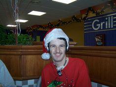 He LOVED Christmas!!!