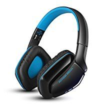 KOTION EACH B3506 V4.1 Bluetooth Gaming Headset Wireless Headphones with Microphone for iPhone Android Computer and PS4