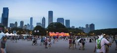 Lollapalooza Tips / Chicago