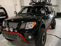 2007 nissan pathfinder off road - Google Search