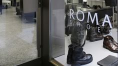Your Local Guide To Style and Fashion in Zurich: STORES & GOODS presents Roma Shoes// Kreis 1