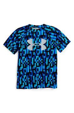 Under Armour 'Big Logo' UA Tech Short Sleeve Graphic T-Shirt (Big Boys)