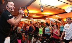 Taking it to the Bike for Cycle For Survival in Chicago February 21 and 22 - A Sweat Life