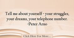 Peter Arno Quotes About Dreams - 15779