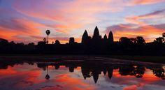 Le site antique et sacré cambodgien a été élu par le guide comme la plus belle destination au monde, celle qu'il faut avoir visité une fois dans sa...