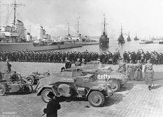 March 23, 1939 in Memel (Klaipeda)
