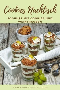 Desserts In A Glass, Party Buffet, Food Blogs, Party Snacks, Soul Food, Food Inspiration, Food And Drink, Yummy Food, Favorite Recipes