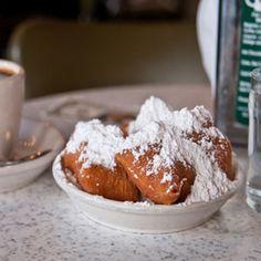Café Du Monde, New Orleans, Louisiana