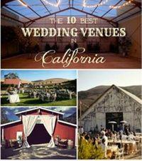 The 10 Best Rustic Wedding Venues In California