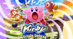 Kirby Triple Delux 3DS CIA - USA & EUR Free Download - http://www.ziperto.com/kirby-triple-delux-3ds-cia/