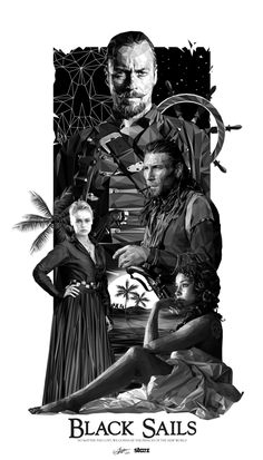 Black Sails' by Simon Delart