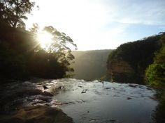 Wentworth Falls Australia  #landscape #wentworth #falls #australia #photography