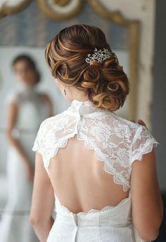 ▷ 55 originelle und einzigartige Brautfrisuren für lange Haare