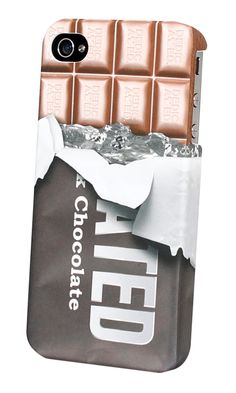Buy Tshirt Store Chocolate Bar Case for iPhone 4 & from our Mobile Phone Cases range at John Lewis. Cute Cases, Cute Phone Cases, Iphone Phone Cases, Mobile Phone Cases, Coque Iphone 4, Accessoires Iphone, Diy Case, Usb Flash Drive, Cool Things To Buy