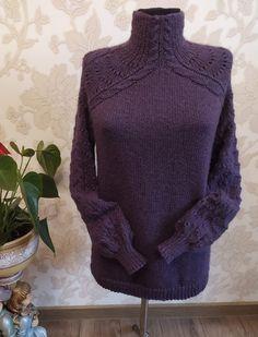 Turtle Neck, Knitting, Sweaters, Fashion, Knitting Sweaters, Moda, Tricot, Fashion Styles, Breien